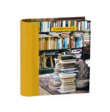 Omslag - At Home with Books Mini Hardback Address Book