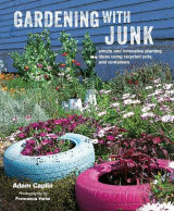 Omslag - Gardening with Junk