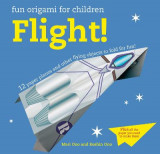 Omslag - Fun Origami for Children: Flight!