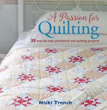A Passion for Quilting av Nicki Trench (Heftet)