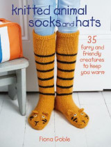 Omslag - Knitted Animal Socks and Hats