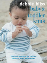 Omslag - Baby and Toddler Knits