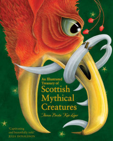 An Illustrated Treasury of Scottish Mythical Creatures av Theresa Breslin (Innbundet)