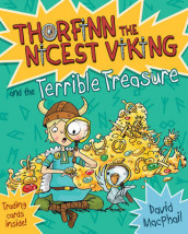 Thorfinn and the Terrible Treasure av David MacPhail (Heftet)