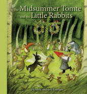 The Midsummer Tomte and the Little Rabbits av Ulf Stark (Innbundet)