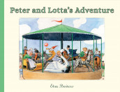 Peter and Lotta's Adventure av Elsa Beskow (Innbundet)
