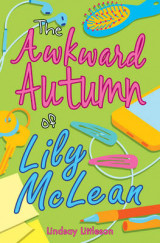 Omslag - The Awkward Autumn of Lily Mclean