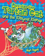 Omslag - Porridge the Tartan Cat and the Kittycat Kidnap