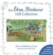 An Elsa Beskow Gift Collection: Peter in Blueberry Land and other beautiful books av Elsa Beskow (Innbundet)