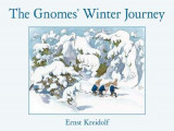 Omslag - The Gnomes' Winter Journey