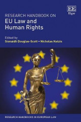 Omslag - Research Handbook on Eu Law and Human Rights