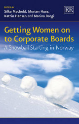Omslag - Getting Women on to Corporate Boards