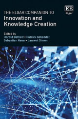 Omslag - The Elgar Companion to Innovation and Knowledge Creation