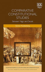 Omslag - Comparative Constitutional Studies