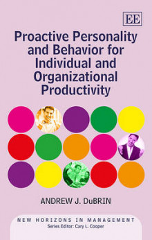 Proactive Personality and Behavior for Individual and Organizational Productivity av Andrew J. DuBrin (Innbundet)