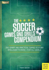 Omslag - The Soccer Games and Drills Compendium