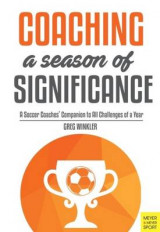 Omslag - Coaching a Season of Significance