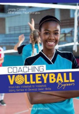 Omslag - Coaching Volleyball Beginners