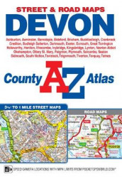 Devon County Atlas (Heftet)