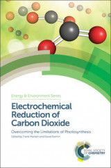 Omslag - Electrochemical Reduction of Carbon Dioxide