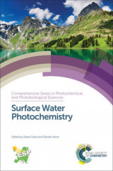 Omslag - Surface Water Photochemistry