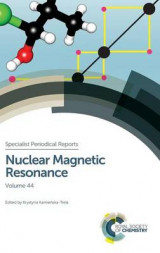 Omslag - Nuclear Magnetic Resonance