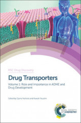Omslag - Drug Transporters: Role and Importance in ADME and Drug Development Volume 1