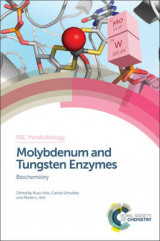 Omslag - Molybdenum and Tungsten Enzymes