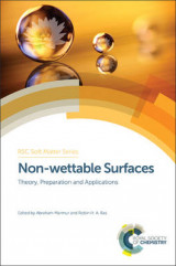 Omslag - Non-Wettable Surfaces