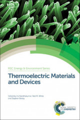 Omslag - Thermoelectric Materials and Devices