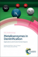 Omslag - Metalloenzymes in Denitrification