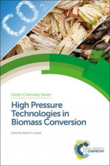 Omslag - High Pressure Technologies in Biomass Conversion