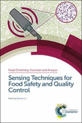 Omslag - Sensing Techniques for Food Safety and Quality Control