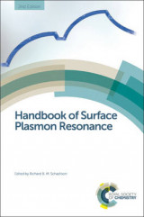 Omslag - Handbook of Surface Plasmon Resonance