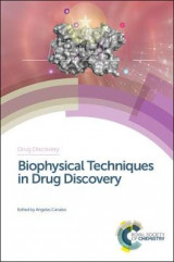 Omslag - Biophysical Techniques in Drug Discovery