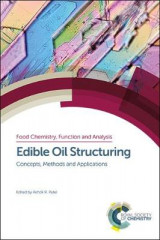 Omslag - Edible Oil Structuring