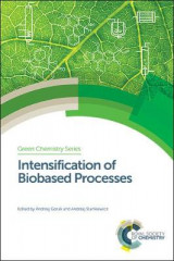 Omslag - Intensification of Biobased Processes