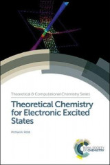 Omslag - Theoretical Chemistry for Electronic Excited States