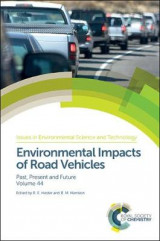 Omslag - Environmental Impacts of Road Vehicles