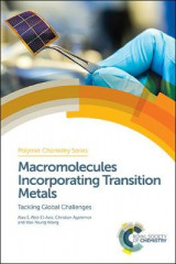 Omslag - Macromolecules Incorporating Transition Metals