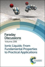 Omslag - Ionic Liquids: From Fundamental Properties to Practical Applications