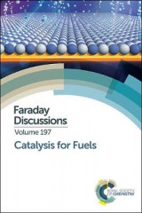 Omslag - Catalysis for Fuels