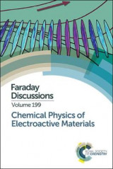 Omslag - Chemical Physics of Electroactive Materials