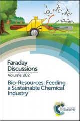 Omslag - Bio-resources: Feeding a Sustainable Chemical Industry