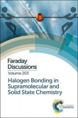 Omslag - Halogen Bonding in Supramolecular and Solid State Chemistry