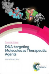 Omslag - DNA-targeting Molecules as Therapeutic Agents