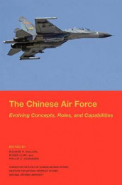The Chinese Air Force av National Defense University Press (Innbundet)