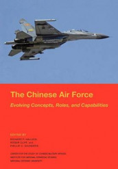 The Chinese Air Force av National Defense University Press (Heftet)