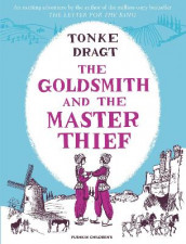 The Goldsmith and the Master Thief av Tonke Dragt (Innbundet)