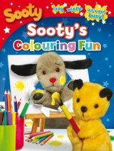 Omslag - Sooty's Colouring Fun